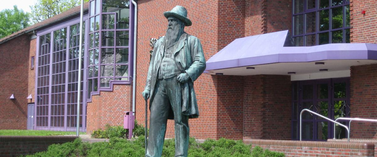Statue in Nordenham