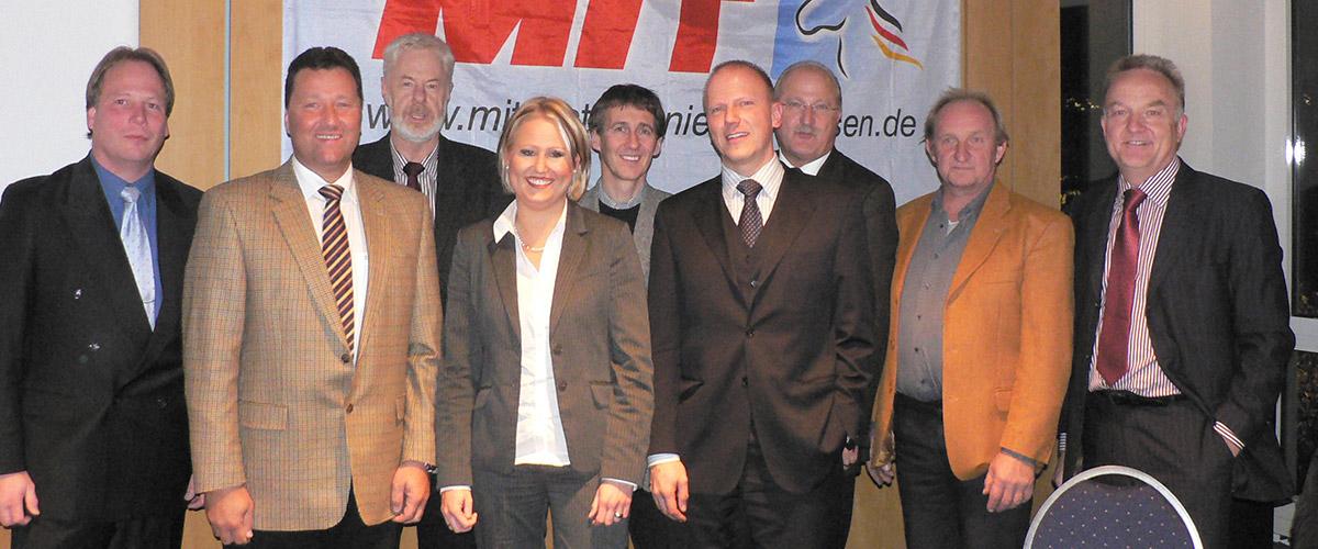 Der Kreisverband der MIT Wilhelmshaven-Friesland
